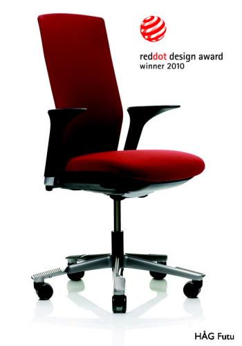Bürostuhl design award  HAG FUTU 1020, HAG FUTU, FUTU Arbeitsstuhl, Bewegtes Sitzen ...